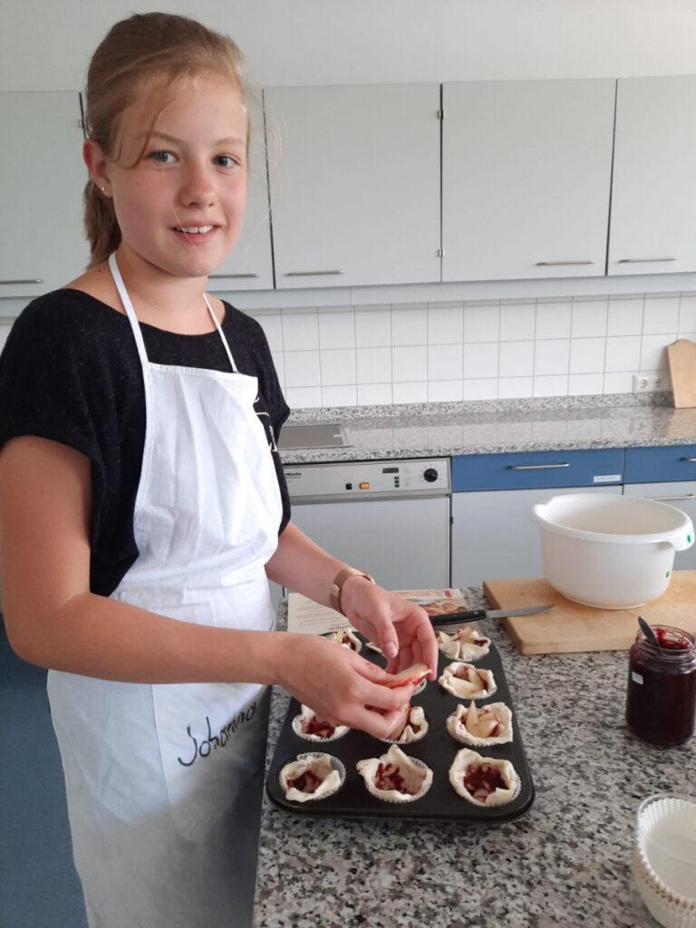 Kochunterricht 3. Klasse (1)