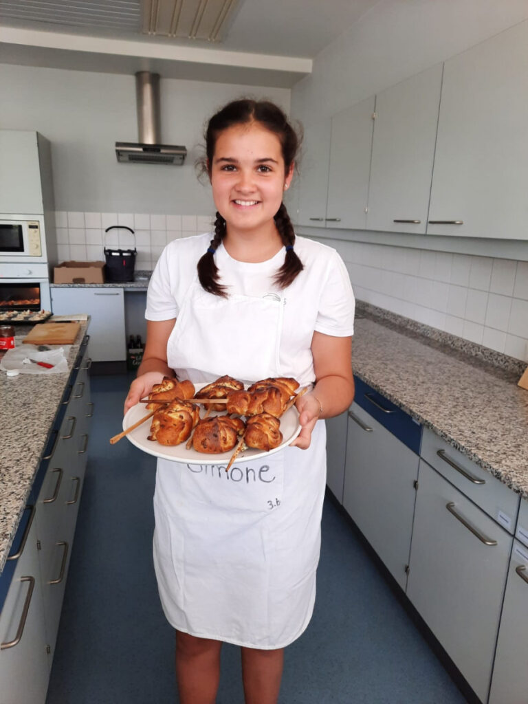 Kochunterricht 3. Klasse (3)