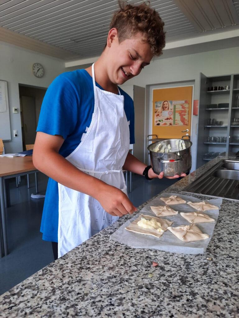 Kochunterricht 3. Klasse (4)